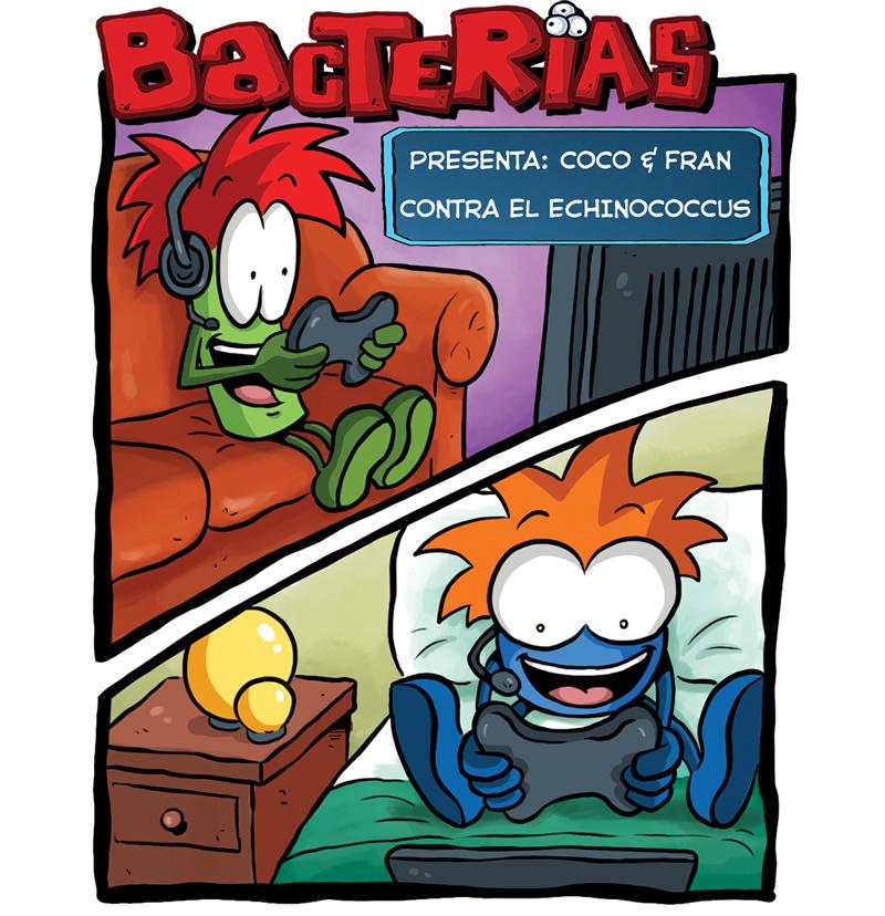 Echinococcus granulosus Gabriela Alvite comicbacterias hidatidosis quiste hidático
